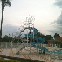 Photo taken at Clube Duque de Caxias by Adilson D. on 10/27/2012