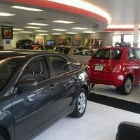 Photo taken at Manfredi used cars by Rafael R. on 9/28/2012