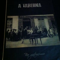 Photo taken at A Taberna by Joao d. on 10/28/2013