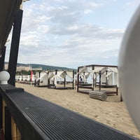 Photo taken at Beach Bar Fiesta by Цветелинa on 8/22/2017