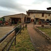 Photo taken at Agriturismo Antico Borgo Poggiarello by Raf P. on 5/21/2015