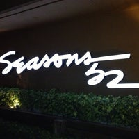 Photo taken at Seasons 52 by Anthony A. on 12/8/2012