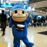 Photo taken at Tokyo Marathon EXPO by ナミ on 2/26/2016