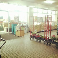 Photo taken at ベイシアマート 上尾本町店 by ナミ on 10/27/2012