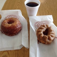 Photo taken at Simone's Donuts by Michael P. on 2/26/2017