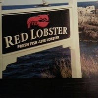 Photo taken at Red Lobster by Abdulaziz R. on 1/9/2013