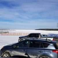 Photo taken at Fish Creek Beach by Joey R. on 1/2/2018