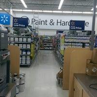 Photo taken at Walmart Supercenter by Joey R. on 7/16/2017