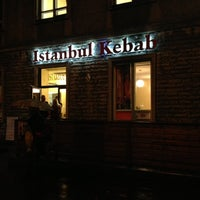 Photo taken at Istanbul Kebab by Stephan L. on 10/9/2012