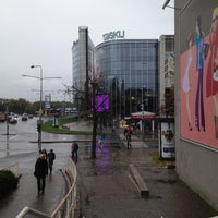 Снимок сделан в Tasku Keskus пользователем Stephan L. 10/9/2012