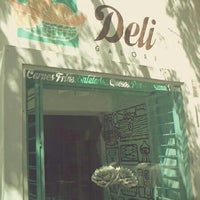 Photo taken at Deli Galore by Megumi on 10/3/2012