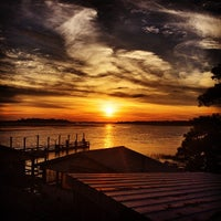 Photo taken at Bowen's Island Restaurant by Martin C. on 10/15/2013