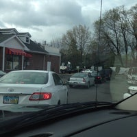 Photo taken at Dunkin' Donuts by Emily F. on 5/2/2014