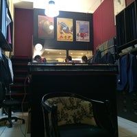 Photo taken at Whistle & Flute - Gentleman's Bespoke Tailor by Michelle on 10/11/2014