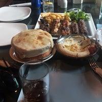 Photo taken at Al Bindaira Café by Deema💭 on 4/2/2017