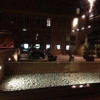 Photo taken at Hotel Eurostars Roma Aeterna 4 by Андрей П. on 1/8/2013