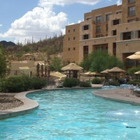 Photo Taken At Jw Marriott Tucson Starr P Resort Amp Spa By Cory