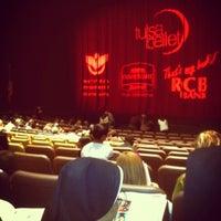 Foto tomada en Tulsa Performing Arts Center por Erin S. el 12/16/2012