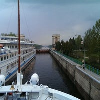 Photo taken at 2 шлюз by Pseudo E. on 10/1/2016