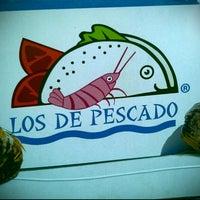 Photo taken at Los De Pescado by Alfonso A. on 12/14/2013