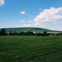 Photo taken at Běštín by Betty H. on 7/25/2017