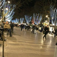 Photo taken at La Rambla by Di 💍 S. on 12/20/2012