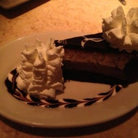 Photo taken at Cheesecake Factory by Matt M. on 12/22/2012