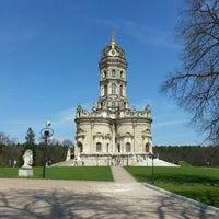 Снимок сделан в Дубровицы пользователем Alexandr P. 5/9/2013