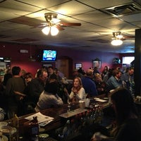 Photo taken at Railhouse Restaurant & Tap Room by Adam M. on 3/21/2013