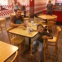 Photo taken at Five Guys by HipPOPsTruck on 3/28/2014