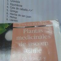 Photo taken at Biblioteca U. Católica del Maule by Marcelo C A. on 10/3/2013
