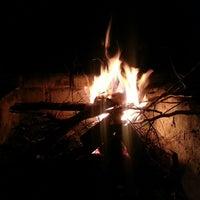 Photo taken at Camping Paulonias by Karen U. on 9/29/2013
