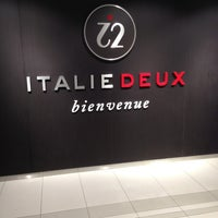 Photo taken at Italie Deux by Matthieu R. on 9/12/2013
