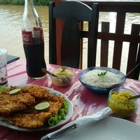 Photo taken at Restaurante Oasis - Fazendinha by Wlamir Penna on 2/21/2013