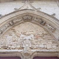 Photo taken at Église Saint-Martin by ViaComIT on 7/23/2013