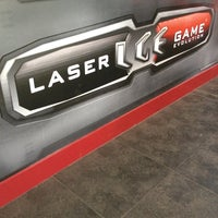 Photo taken at Laser Game by ViaComIT on 6/8/2013