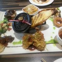 Photo taken at Laman Grill Steak & Bar-B-Que by Jaemi J. on 5/23/2013