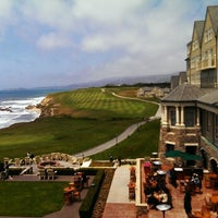 Photo taken at The Ritz-Carlton, Half Moon Bay by Declan D. on 5/25/2013