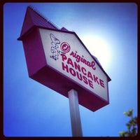Photo taken at The Original Pancake House by Alex G. on 10/28/2012