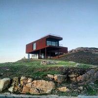 Photo taken at Puerto Exterior de Ferrol by Alejandro P. on 11/3/2012