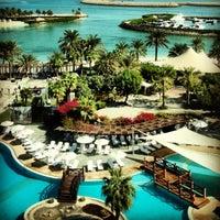 Photo taken at The Ritz-Carlton Bahrain by Valeria P. on 11/10/2012