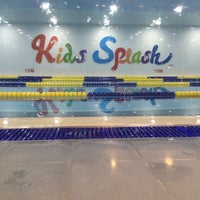 Photo taken at Kids Splash by CW P. on 8/31/2014