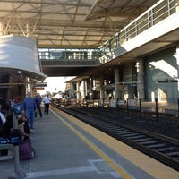 Photo taken at Millbrae BART Station by Mis P. on 10/2/2012