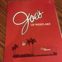 Photo taken at Joe's of Westlake by Mis P. on 11/19/2012