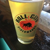 Photo taken at Bull City Ciderworks by Kendall T. on 5/14/2017
