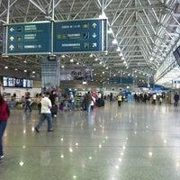 Photo taken at Rio de Janeiro–Galeão International Airport (GIG) by Adriano A. on 10/1/2012