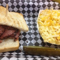 Photo taken at Tommy Pastrami by Sarah S. on 9/29/2012