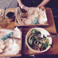 7/27/2015 tarihinde Ali D.ziyaretçi tarafından Plus Kitchen'de çekilen fotoğraf