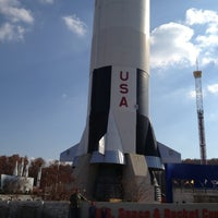 Photo taken at Space Camp by Tracy C. on 11/21/2012