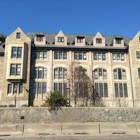Photo taken at Edificio T - UTFSM by Percy C. on 6/21/2013